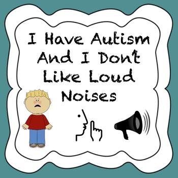 Autism Social Story - I Don't Like Loud Noises