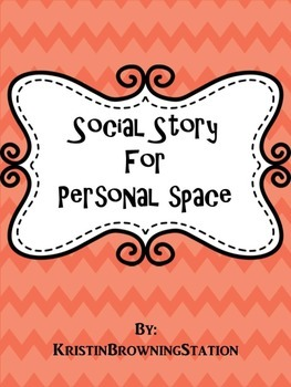 Autism Social Story- Personal Space