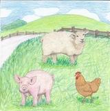 Autism Special Education Mini Unit to Old MacDonald Had a Farm