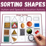 Sorting Shapes for Autism and Special Education