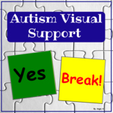 Free Autism Visual Support