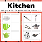 Kitchen Utensil Matching for Special Education