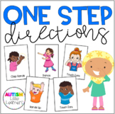 Autism Speech Therapy One Step Directions