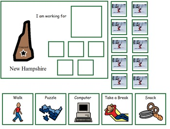 Autism:  State of New Hampshire Token Board