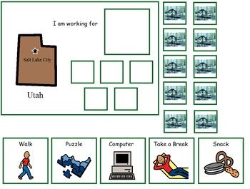 Autism:  State of Utah Token Board