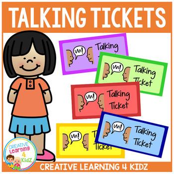 Talking Ticket Communication