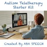 Autism Teletherapy Starter Kit
