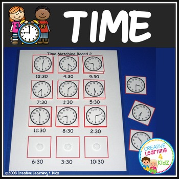 Time Boards