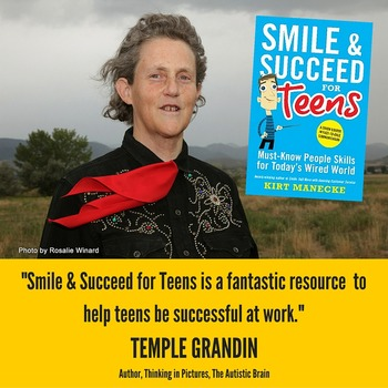 Autism: Temple Grandin Recommended. Job Skills, Social Ski