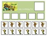 Autism Token Board Ninja Turtles