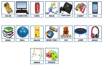 Autism: Token Board (POKEMON!!)
