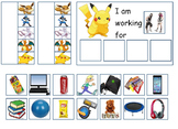 Autism: Token Board (POKEMON!!)