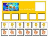 Autism Token Board- The Emoji Movie