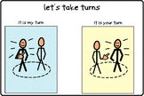 Autism:  Let's Take Turns