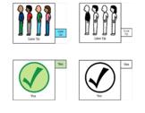 Autism Visual Communication Ring
