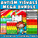 Autism Visual Monitor MEGA Bundle: Teach Appropriate Behavior (Aspergers, ED)