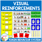 Visual Reinforcement & Token Behavior System