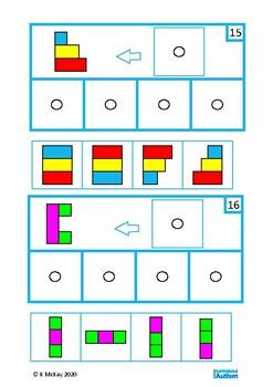 Autism Visual Perception Skills, Special Education