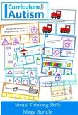 Visual Discrimination Thinking Skills BUNDLE, Autism, Spec