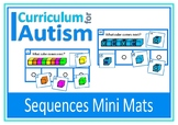 Patterns Sequences Visual Discrimination Skills Autism Special Education