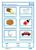 Autism Vocabulary Labeling Nouns, Special Education, Speech Therapy