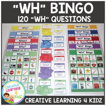 WH Bingo Game