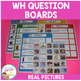WH Question Boards