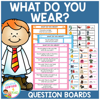 What Do You Wear? Boards Clothing