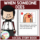 Social Story When Someone Dies Book Autism