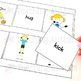 Verbs - Word Picture Matching