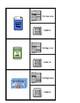 Autism Work Task  Cards Sort Refrigerator or Cabinet