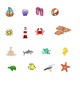Autism Work Task Follow Directions Picture Scenes Beach Theme