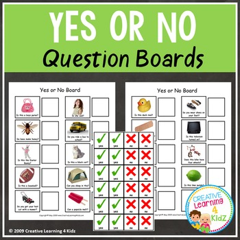 Yes & No Boards