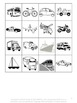 Autism Activities: Sorting animals vs transport