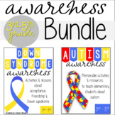 Autism and Down syndrome Awareness BUNDLE 3rd-5th