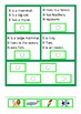 Autism Read & Solve Comprehension Cards Animal Theme, Special Education, SLP