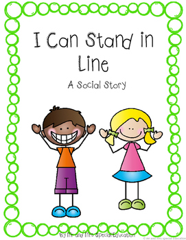 Autism and Special Education: School Social Story Bundle