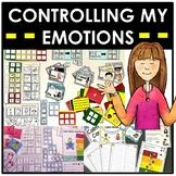 Emotion self regulation and behavior management supports. Autism.