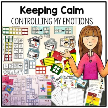 Emotion self regulation and behavior management supports. Autism.