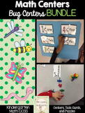 Kindergarten Math Centers: Number ID, Add, and Subtract 1-10 Tasks