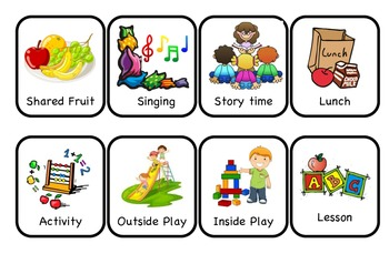 Autistic resource for preschool