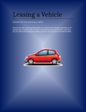 Auto Lease Terms Web Search
