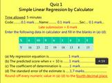 Auto-run Timed Classroom Quiz