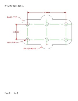 AutoCAD drawings, CAD drawings, Board drawings set 2