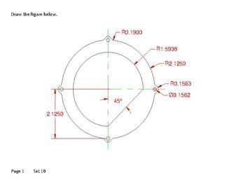 AutoCAD drawings, CAD drawings, Board drawings set 10