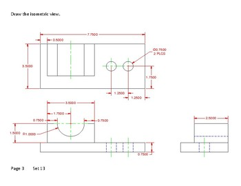 AutoCAD drawings, CAD drawings, Board drawings set 13