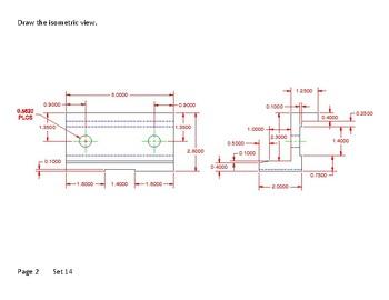 AutoCAD drawings, CAD drawings, Board drawings set 14