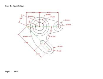AutoCAD drawings, CAD drawings, Board drawings set 5