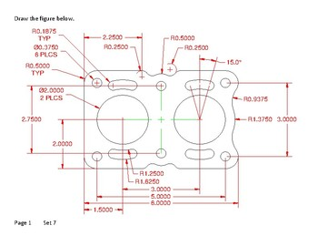 AutoCAD drawings, CAD drawings, Board drawings set 7