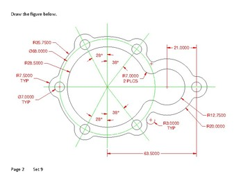 AutoCAD drawings, CAD drawings, Board drawings set 9
